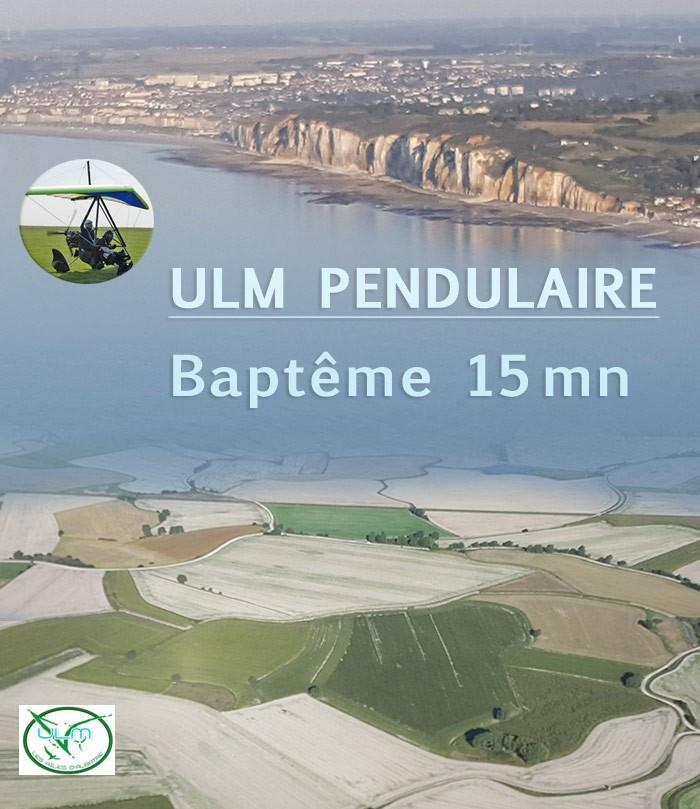 ULM pendulaire - baptême 15mn