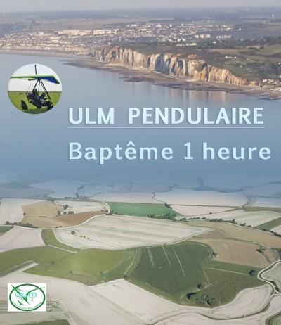 ULM pendulaire - baptême 1 heure