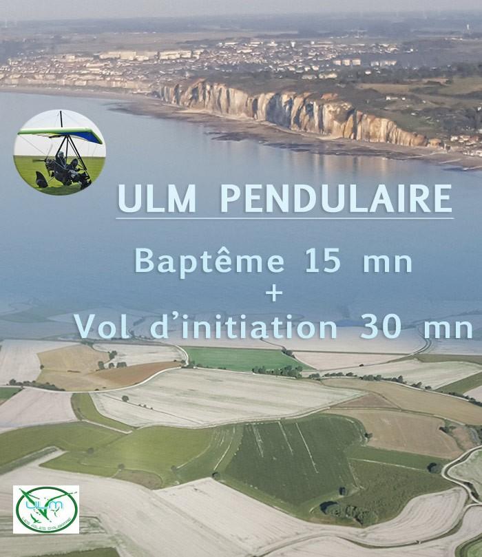 ULM pendulaire -  Formule 1 Baptême 15 Min et 1 Vol d'initiation de 30 Min