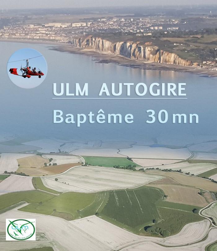 ULM Autogire - Baptême 30 Min