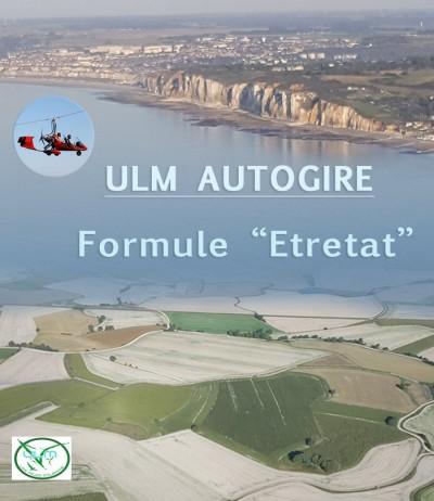 "ULM Autogire - Formule ""Etretat"""