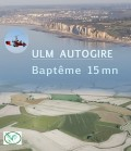 ULM Autogire - Baptême 15 Min