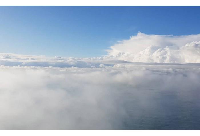 Ciel, mer et nuages